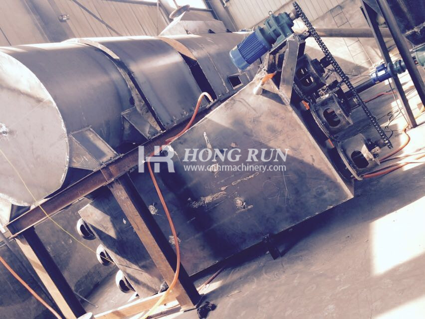 Continuous Carbonizing Furnace